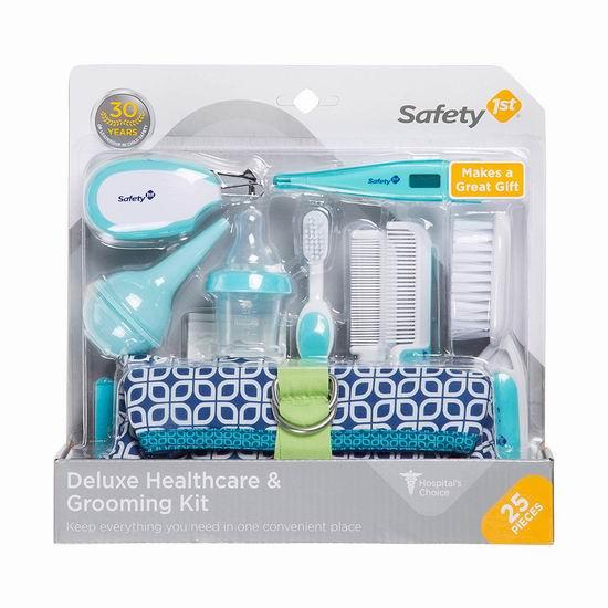 Safety 1st IH3240300 婴儿健康护理豪华套装25件套 25.97加元!内含体温计!