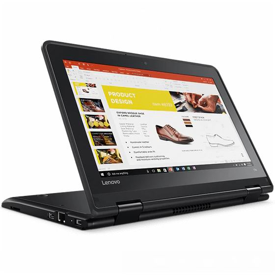 Lenovo 联想 ThinkPad Yoga 11e 11.6英寸 触控屏 变形笔记本电脑(8GB, 256GB SSD)5.3折 674.99加元包邮!
