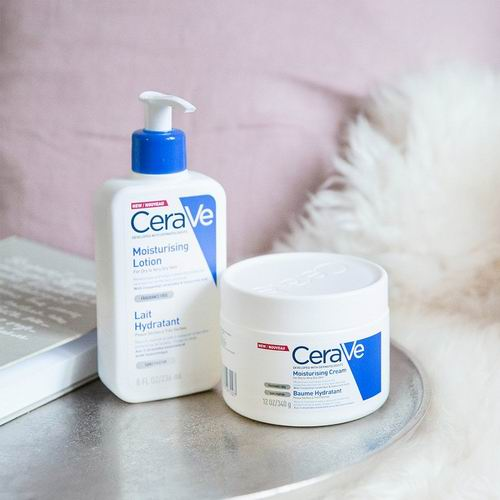 湿疹救星!CeraVe 精选保湿霜、护肤乳液 全场8折优惠!