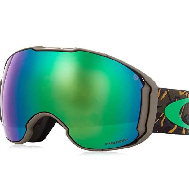 Oakley Airbrake 专业滑雪护目镜6.7折 199.1加元,原价 299.06加元,包邮