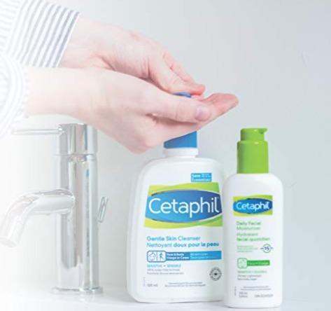 精选 Cetaphil 丝塔芙 保湿乳、防晒霜、洗手液、宝宝洗浴用品 5.69加元起