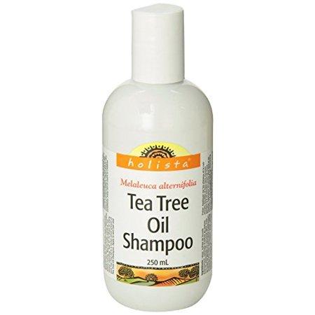 去头屑利器!Holista 活力斯特 茶树精油洗发水/护发素 250毫升 7.59加元,原价 12.99加元