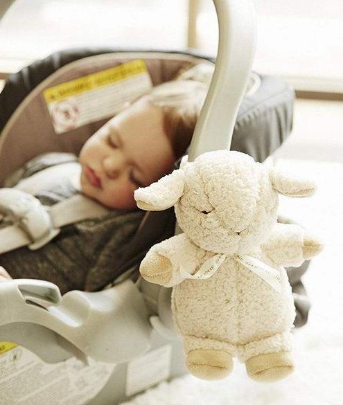 Cloud B 助眠哄娃羊毛绒玩具 20加元,原价 33.99加元