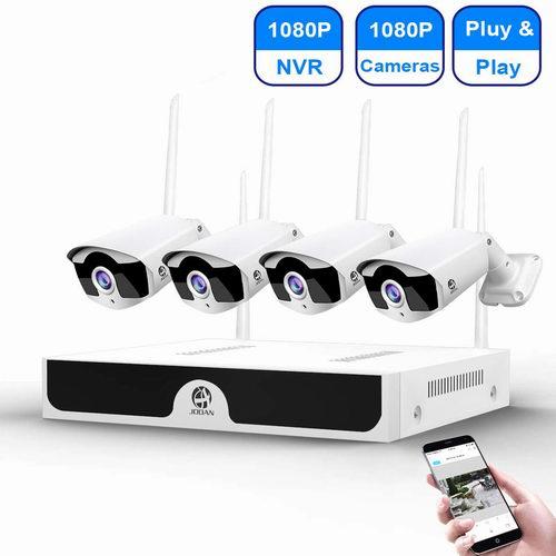 JOOAN FHD 1080P 全高清 室外无线Wi-Fi安全监控摄像头 209.95加元限量特卖,原价 279.99加元,包邮