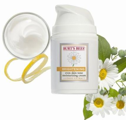 Burt's Bees 小蜜蜂 去黄微光雏菊美白保湿面霜 18.99加元,原价 29.97加元,包邮