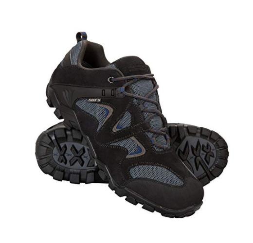 Mountain Warehouse Curlews 男士防水徒步鞋 35.99加元(11码),原价 44.99加元,包邮
