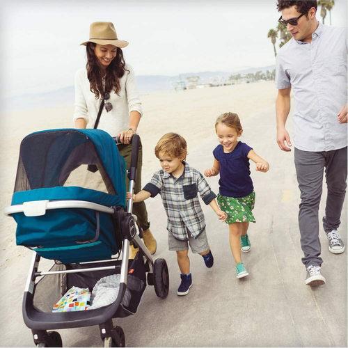 精选2款 Diono 谛欧诺 Quantum Smart 3合1 高景观婴儿推车 499.97加元,原价 699.99加元,包邮