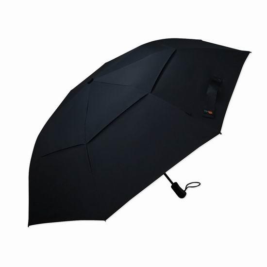 Umenice 双层防风自动雨伞 10.34加元限量特卖!