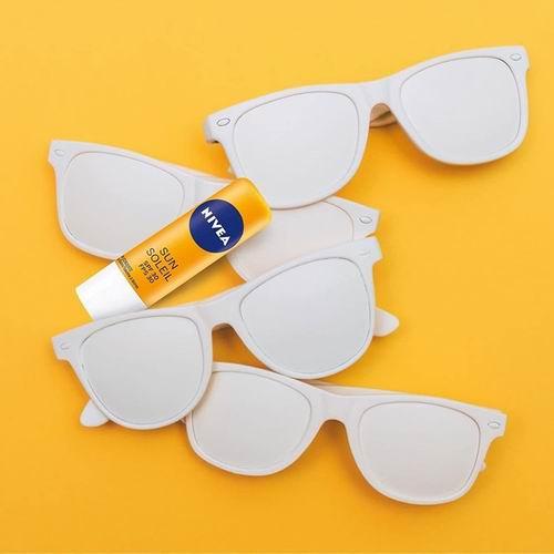 NIVEA 保湿防晒护唇膏SPF 30  2支装 2.84加元