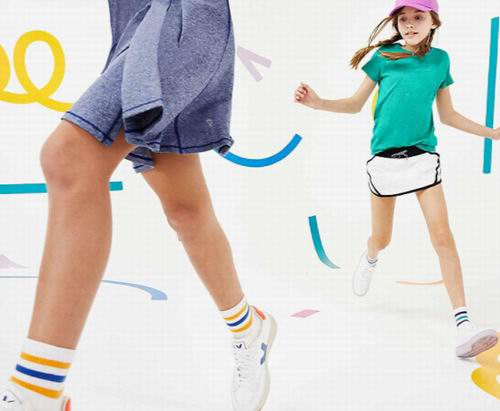 新款加入!运动伴儿童健康快乐成长!Lululemon 露露柠檬 儿童运动服、运动内衣、瑜伽裤 4.5折起优惠