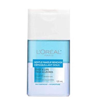 L'Oreal Paris欧莱雅 温和眼唇卸妆液125毫升 7.57加元,原价 8.97加元