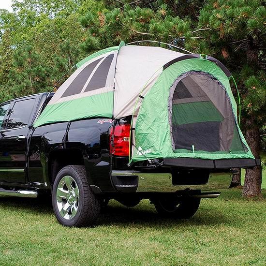 历史新低!Backroadz Napier 全尺寸皮卡车帐篷6.1折 139.98加元包邮!