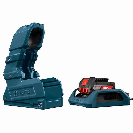 白菜速抢!Bosch 博世 WC18CHF-102 18伏2.0 Ah无线充电器套装1.8折 52.8加元清仓并包邮!