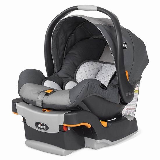 历史最低价!Chicco 智高 New Keyfit 30 婴儿汽车安全座椅6.6折 219.98加元包邮!