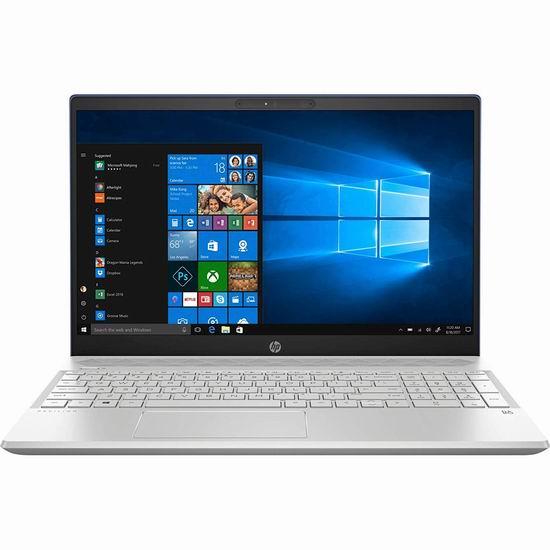 历史新低!HP 惠普 Pavilion 15-cw0030ca 15.6英寸触控屏笔记本电脑(8GB, 1TB) 639.99加元包邮!
