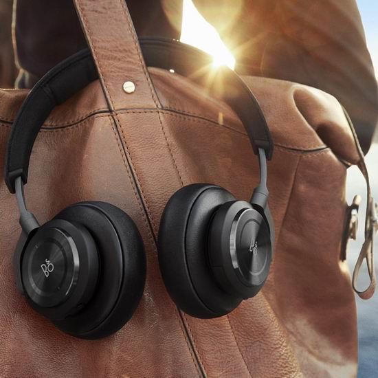历史新低!Bang & Olufsen Beoplay H9 主动降噪 蓝牙无线 包耳式耳机5.8折 379.21加元包邮!