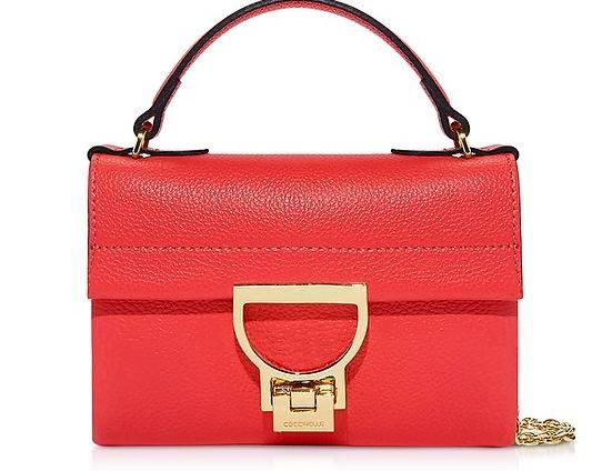 意大利小众轻奢品牌!Coccinelle 时尚美包 3折起+最高额外8折优惠!
