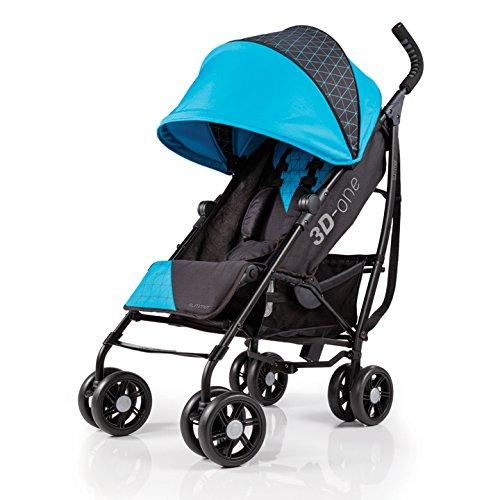 Summer Infant 3D One 超轻便婴儿推车 99.98加元包邮!