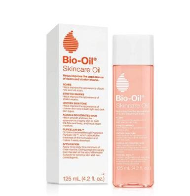 Bio-Oil 百洛 Liquid Purcellin 万能生物护肤油125毫升 21.99加元!淡班、祛妊娠纹!