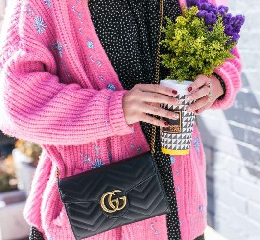 闪购!精选 4款 Gucci 美包、乐福鞋 7.8折 235加元起特卖!封面款美包 1425加元!