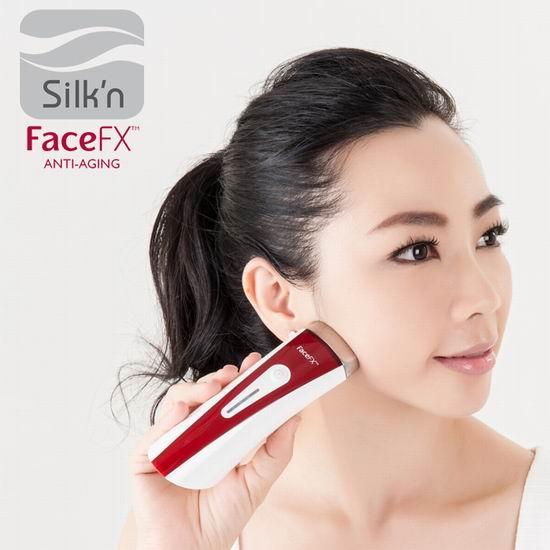 Silk'n FaceFX 红光抗衰老 光子嫩肤仪6.5折 104.14加元包邮!