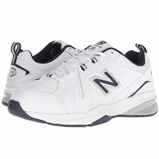 历史新低!New Balance 608v5 男女时尚运动鞋 59加元包邮!2色可选!