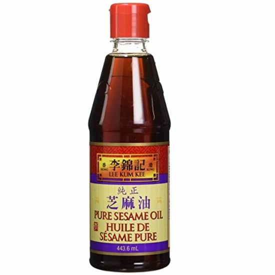 Lee Kum Kee 李锦记 纯正芝麻油 443毫升 5.97加元!