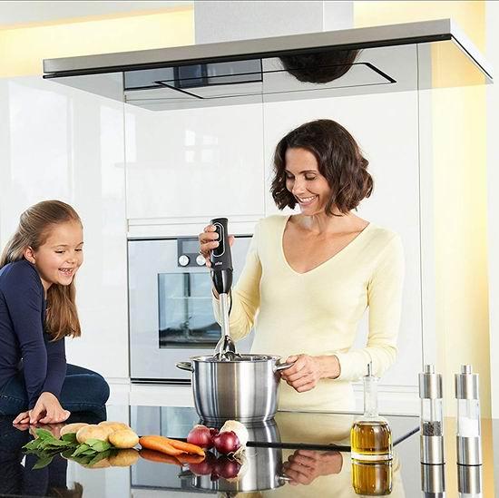 近史低价!Braun 德国博朗 MQ505 Multiquick 多功能手持式料理棒/搅拌器5.6折 49.98加元包邮!
