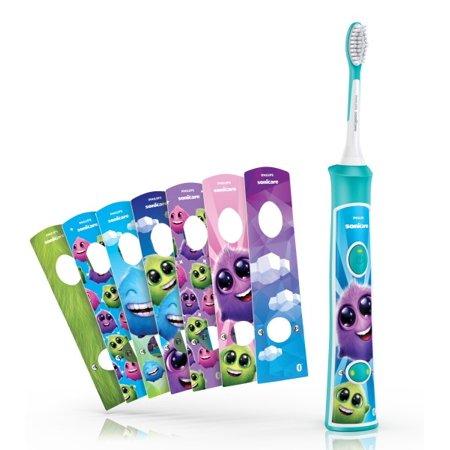 Philips 飞利浦 Sonicare 声波震动 HX6321/02 蓝牙版儿童电动牙刷 44.99加元包邮!