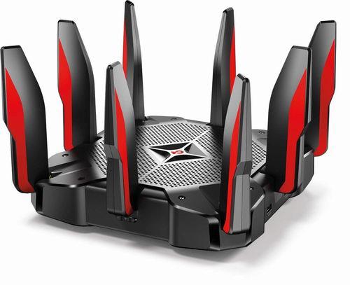 TP-Link Archer C5400X 旗舰级电竞路由器 7.8折 349.99加元包邮!
