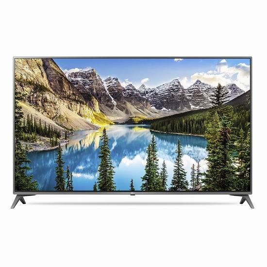 历史新低!LG 43UJ6500 43英寸 4K UHD 超高清智能电视 315.71加元包邮!