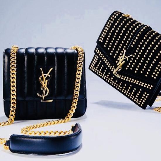 Saks精选 Chloé、Gucci、YSL、巴黎世家、Burberry 等大牌美包、背包、钱包等3折起!收MJ相机包!