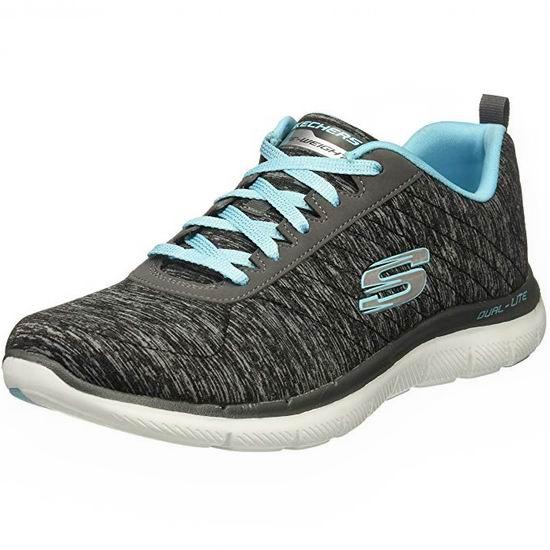 历史新低!Skechers 斯凯奇 Flex Appeal 2.0 女式休闲运动鞋3.9折 35加元包邮!