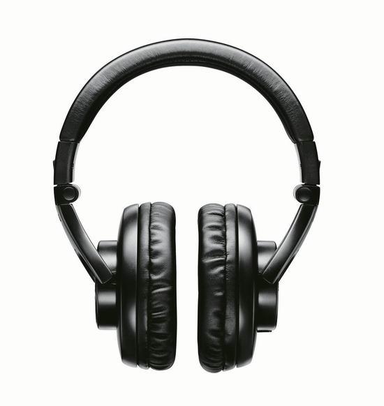 历史新低!Shure 舒尔 SRH440 全封闭专业监听 头戴式HiFi耳机6.3折 88.31加元包邮!