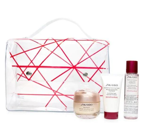 Shiseido Wrinkle Smoothing 资生堂盼丽风姿 3件套 75加元,原价 85加元,包邮