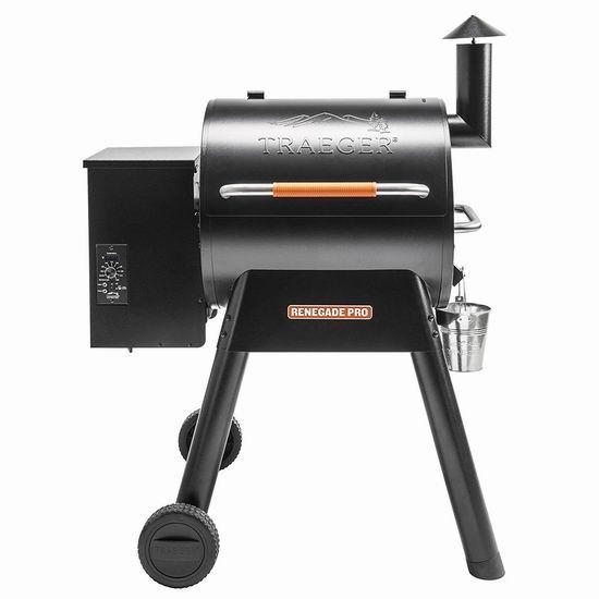 历史新低!Traeger TFB38TOD Renegade Pro 专业颗粒烧烤炉 699加元包邮!