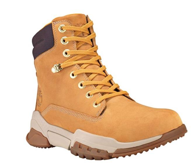 Timberland 添柏岚 CityForce 6 男士大黄靴 78.33加元(10.5码),原价 190加元,包邮