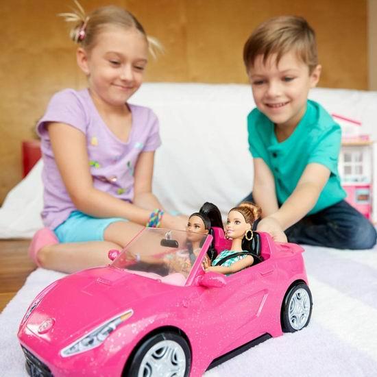 白菜价!Barbie Glam 豪华芭比娃娃敞篷车2.2折 6.68加元清仓!