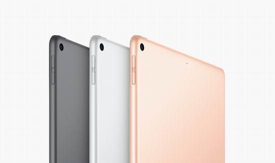 新款 Apple iPad Air 10.5吋 平板电脑 599.99加元起!多色可选!