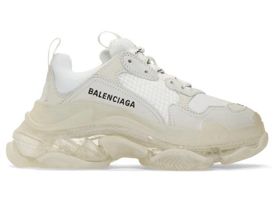 Balenciaga 巴黎世家爆款复古老爹鞋、袜子鞋、卫衣等全场8.5折!