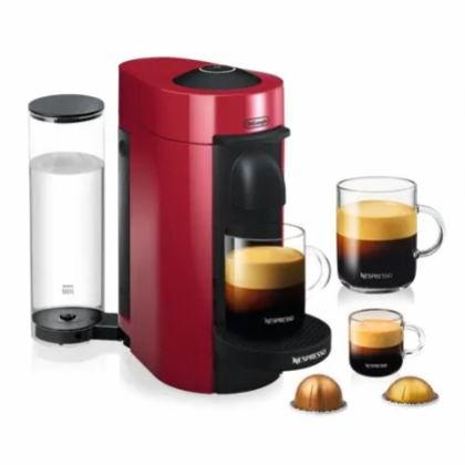 精选多款 Nespresso 胶囊咖啡机及咖啡机+奶泡机套装 99.99加元起,额外满省15加元!再送20加元咖啡胶囊券!