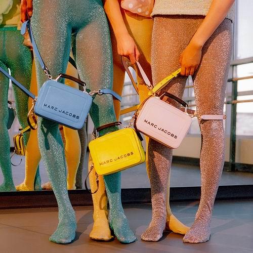 折扣升级!精选 Marc Jacobs 时尚挎包、手袋、背包、卡包等4折起清仓+额外8折!