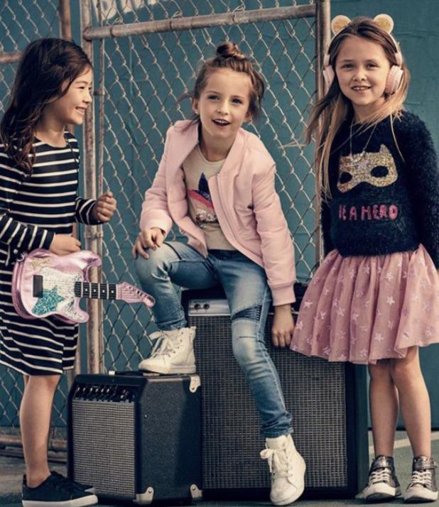 H&M 儿童夏季服饰  3.99加元起+额外9折特卖!