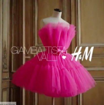 预告:Giambattista Valli x H&M梦幻粉红澎裙 5月27日发售!粉丝尖叫平价买梦幻婚纱!