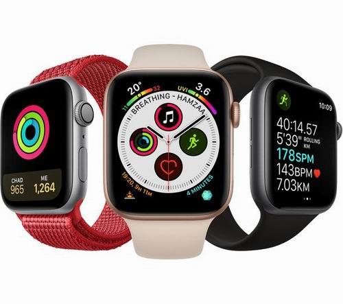 苹果 Apple Watch 3/4 智能手表 最高立省70加元!