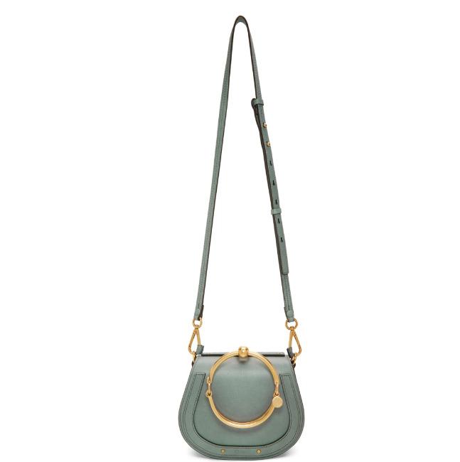 Chloé Nile 小号圆环手袋 1392加元,原价 2175加元,包邮