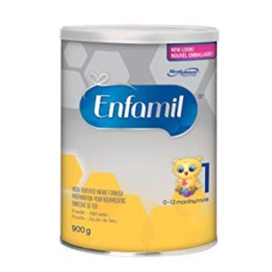 Enfamil Infant 婴儿配方奶粉一段 26.57加元,原价 29.99加元
