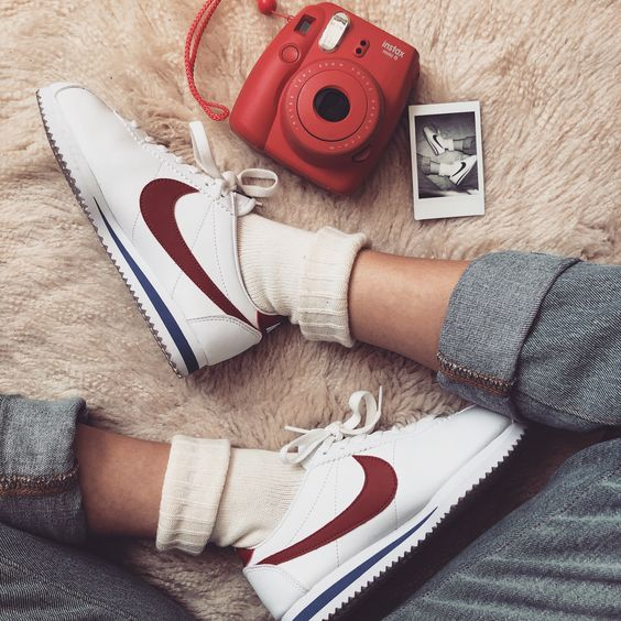 Ins超火款 Nike 耐克 Classic Cortez 女式阿甘鞋 60.56加元!2色可选!