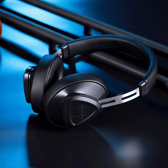 独家白菜:历史新低!Bluedio 蓝弦 TM 蓝牙5.0 头戴式智能耳机2.8折 18.49加元包邮!3色可选!支持智能语音控制!