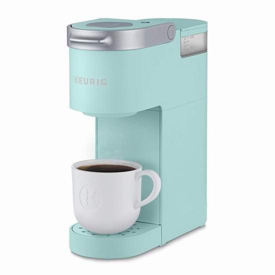 Keurig K-Mini 超迷你胶囊咖啡机6.4折 58加元包邮!